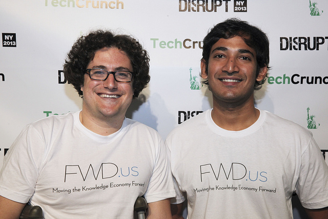 Aditya Agarwal, VP of Engineering at Dropbox and Joe Green of FWD