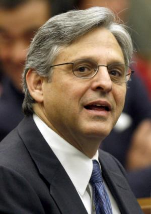 In this photo taken May 1, 2008, Judge Merrick B. Garland is seen at the federal courthouse in Washington, Thursday, May 1, 2008. Garland has been in this position before. The last time a seat opened up on the U.S. Supreme Court, in 2010, he was widely considered a top candidate for the job and interviewed with President Barack Obama. But the slot ultimately went to Justice Elena Kagan. (AP Photo/Charles Dharapak)